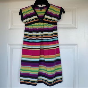 •Gap Kids• Striped Sweater Dress - Size Small(6-7)